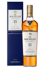 Macallan 15 Year Double Cask