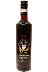 Bak's Blackberry Flavored Brandy Jezinowka
