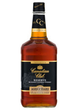 Canadian Club Reserve 9 Year