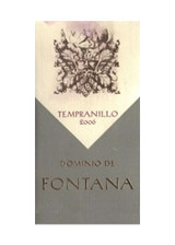 Dominio De Fontana Tempranillo La Mancha