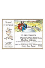 St Christopher Goldtropfchen Riesling Spatlese