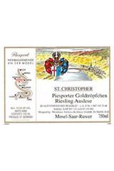 St Christopher Piesporter Goldtropfchen Riesling Auslese