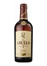 Ron Abuelo 7 Year Reserva Superior