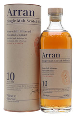Arran 10 Year Unchillfiltered