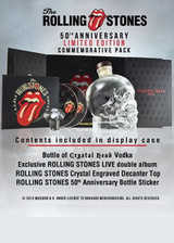 Crystal Head Rolling Stone Edition