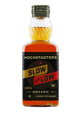 Hochstaders Slow & Low Rock & Rye