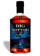 Big Bottom Straight Bourbon Port Finish