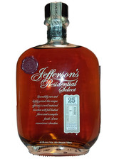 Jefferson's Presidential Select 25 Year Bourbon