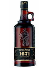 Captain Morgan 1671 Commemorative Blend