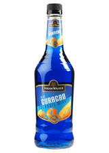 Hiram Walker Blue Curacao