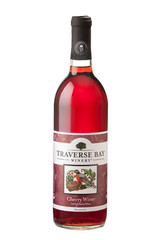 Traverse Bay Spiced Cherry Wine