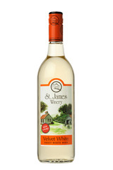 St James Velvet White