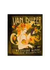 Van Duzer West Side Blocks Pinot Noir