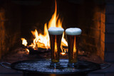 7 Winter Beers to Drink By a Roaring Fire During the Holidays