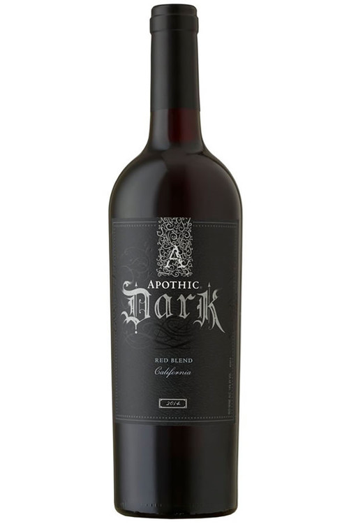 Apothic Dark Red Blend