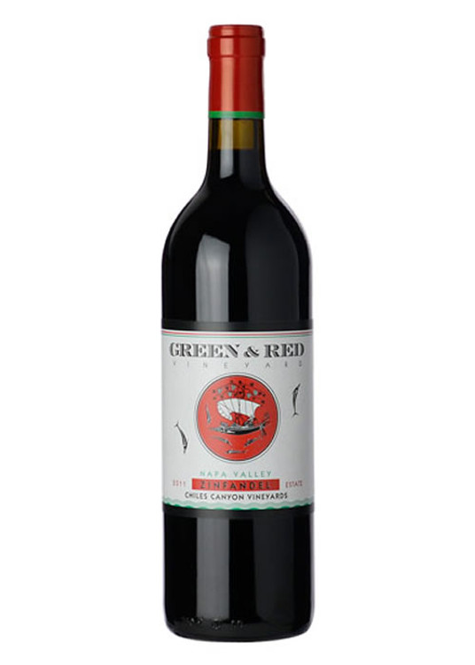 Green & Red Chiles Canyon Zinfandel