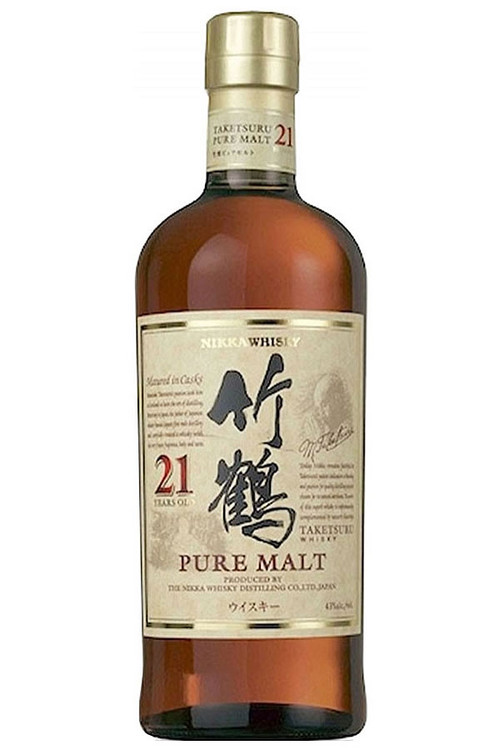 Nikka Taketsuru Pure Malt 21 Year 750ML