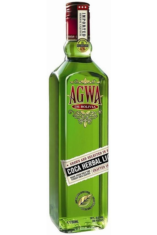 Agwa de Bolivia Herbal Liqueur