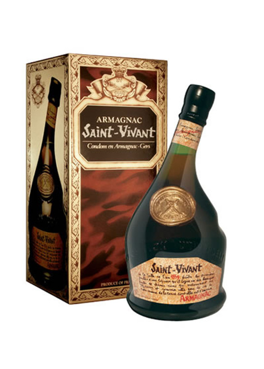 St. Vivant Armagnac 750