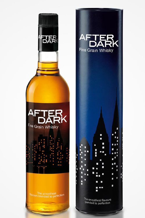 After Dark Grain Whisky 750ML