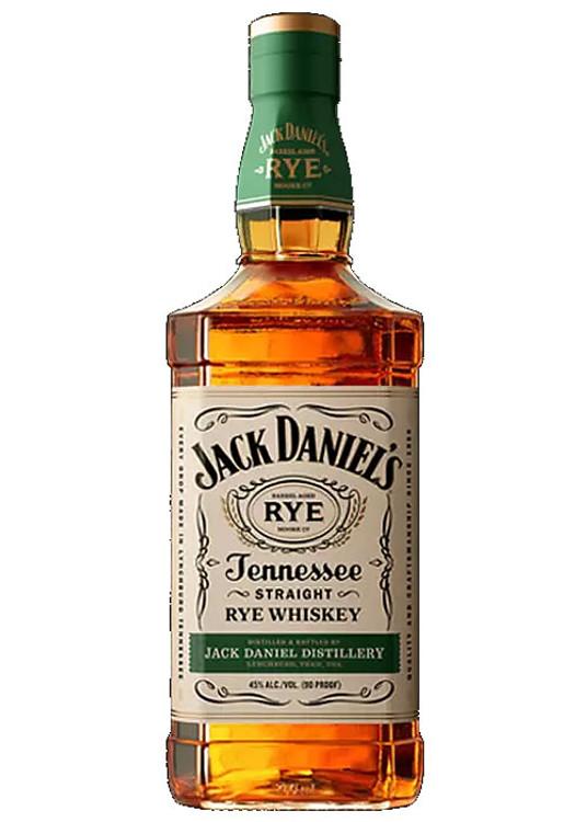 Jack Daniels Tennessee Rye Whiskey