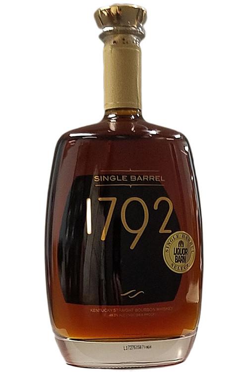 1792 Bourbon Liquor Barn Barrel