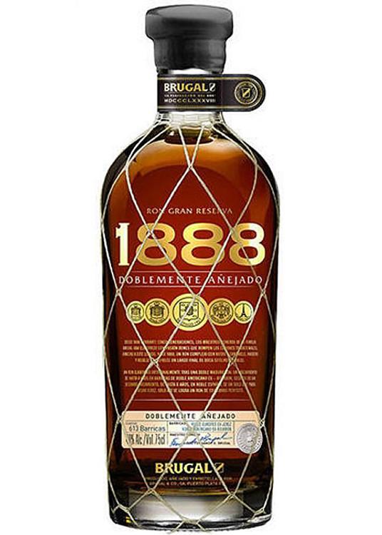 Brugal 1888 Rum 750ML