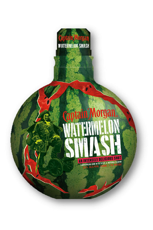 Captain Morgan Watermelon Smash