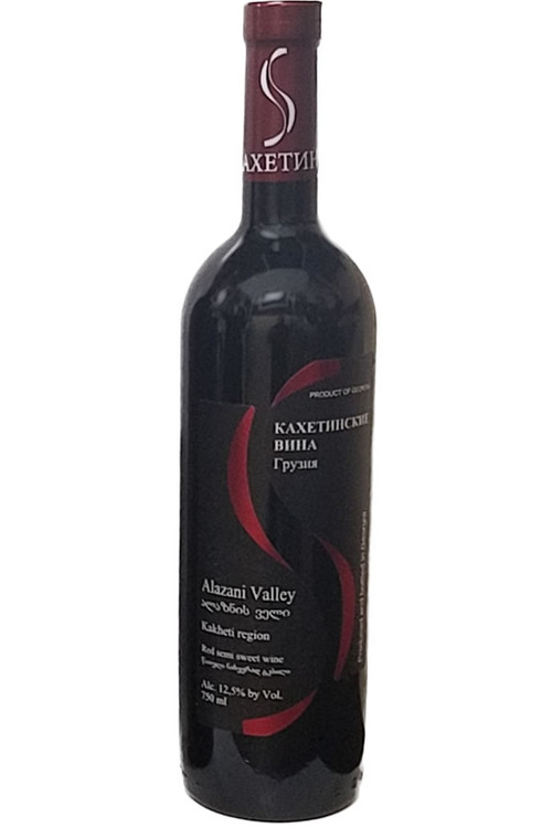 Kakheti Wines Alazani Valley Red