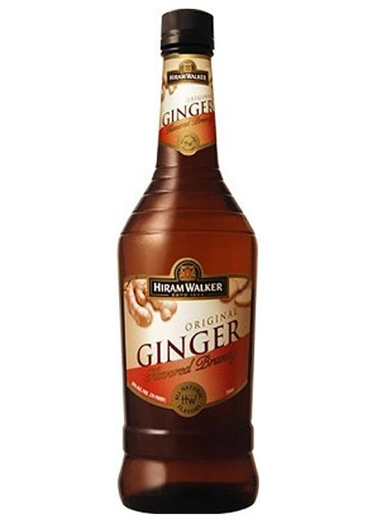 Hiram Walker Ginger Brandy