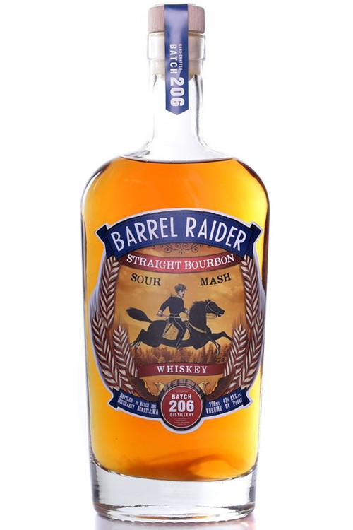 Barrel Raider Straight Bourbon 750ML