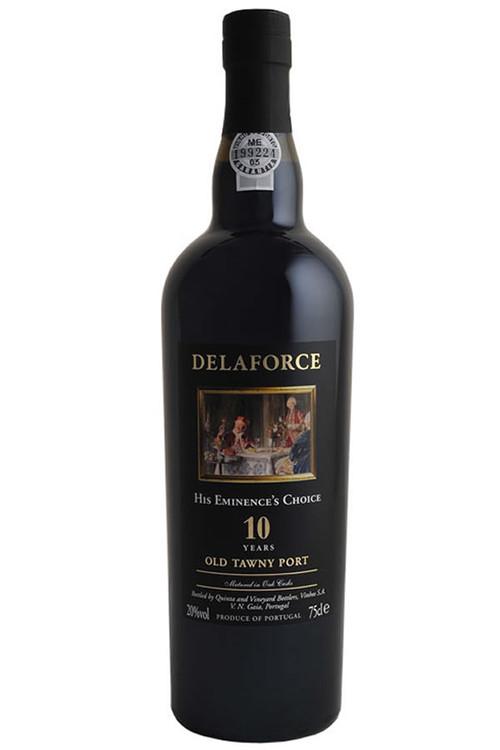 Delaforce 10 Year Tawny His Eminence's Choice Port