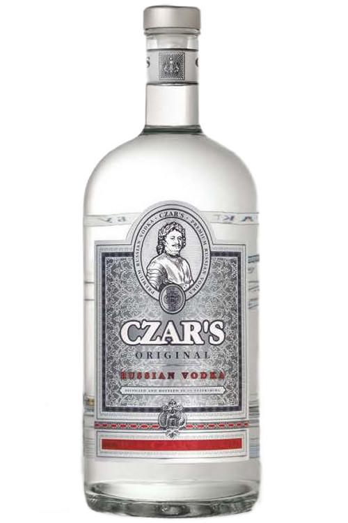 Czars Original Vodka 1.75L