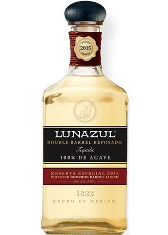 Lunazul Double Barrel Reposado