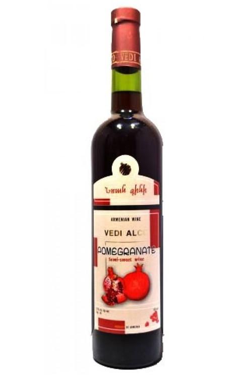 Vedi Pomegranate Wine