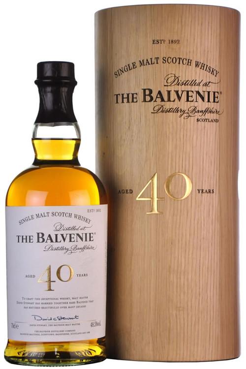 Balvenie 40 Year
