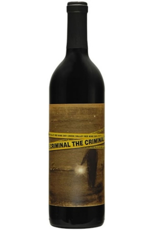 The Criminal Red Blend
