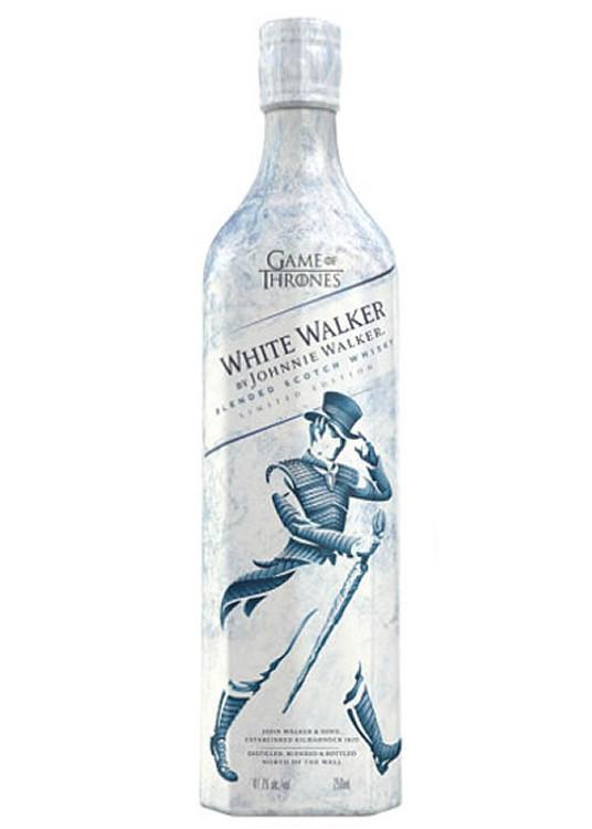 Price Black Label >> Johnnie Walker White Walker Game of Thrones Edition