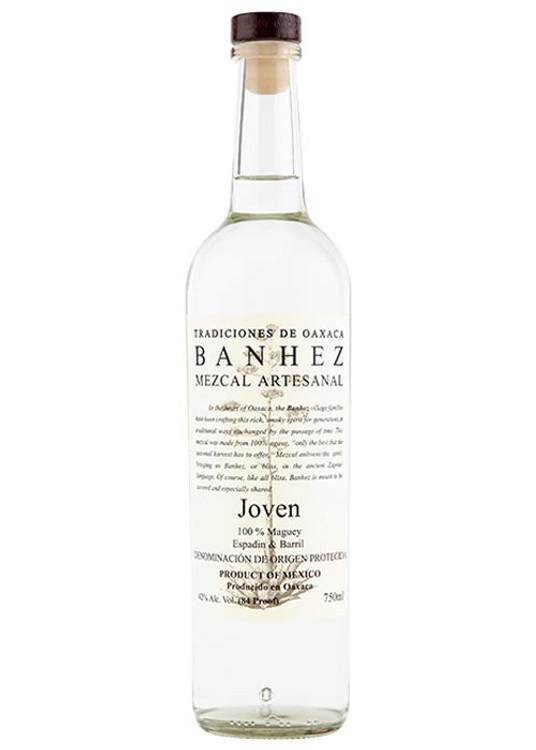 Banhez Joven Espadin & Barril Mezcal 750ML