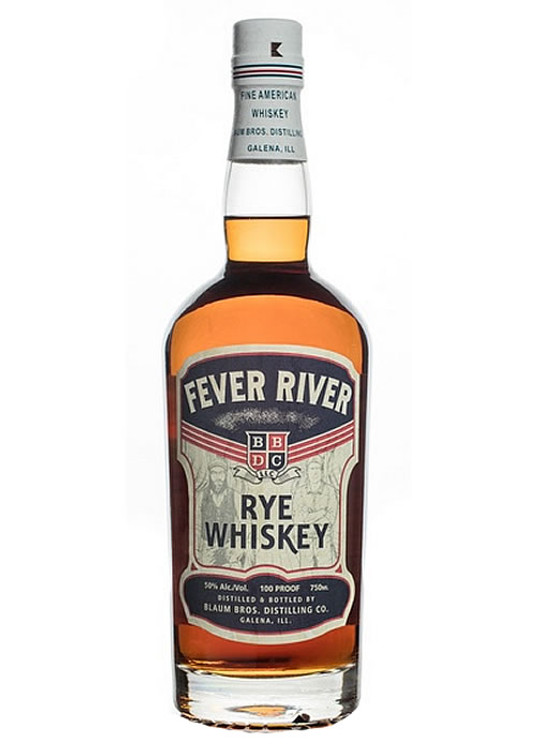 Blaum Bros. Distilling Co Fever River Rye