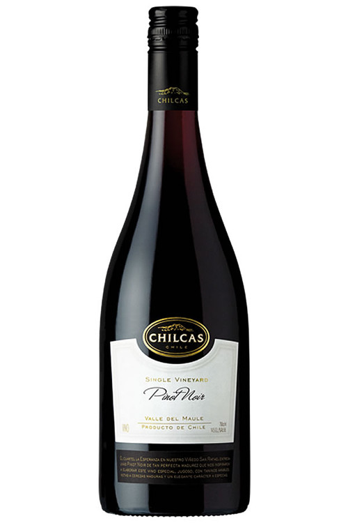 Chilcas Single Vineyard Pinot Noir