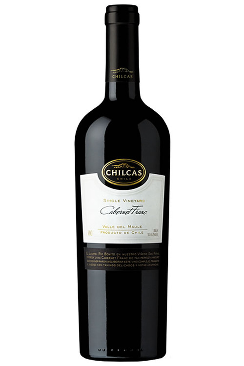 Chilcas Single Vineyard Cabernet Franc