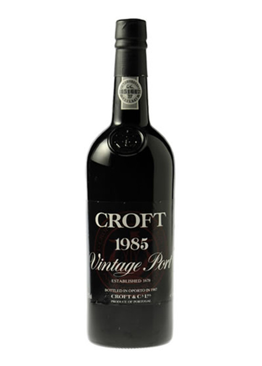 Croft Vintage Port - 1985