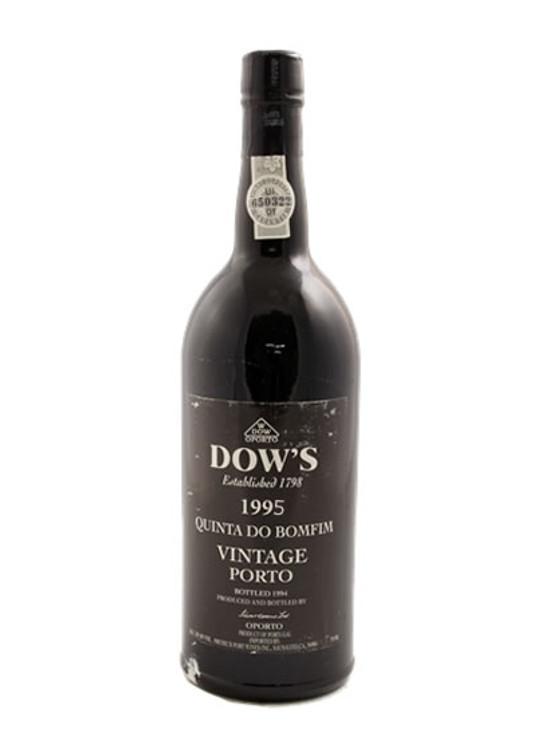 Dow's Quinta do Bomfim 1995 Vintage Port