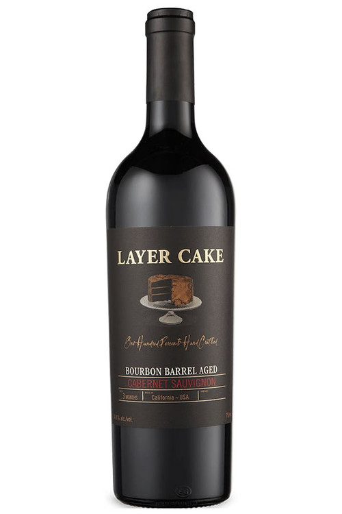 Layer Cake Bourbon Barrel Cabernet Sauvignon