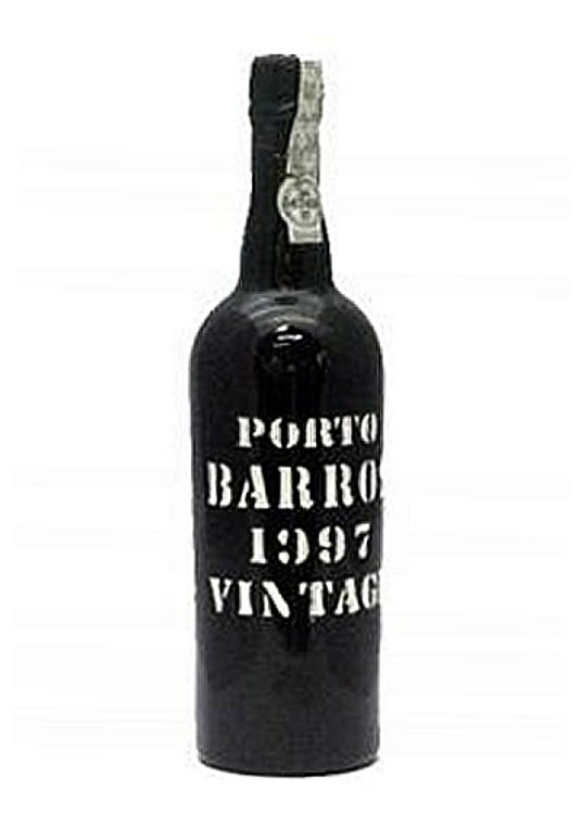 Barros Vintage Port - 1997