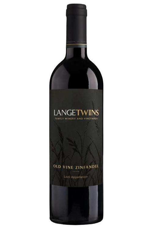 Langetwins Old Vine Zinfandel