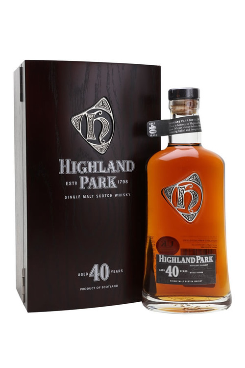 Highland Park 40 Year