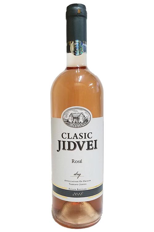 Jidvei Classic Dry Rose Wine
