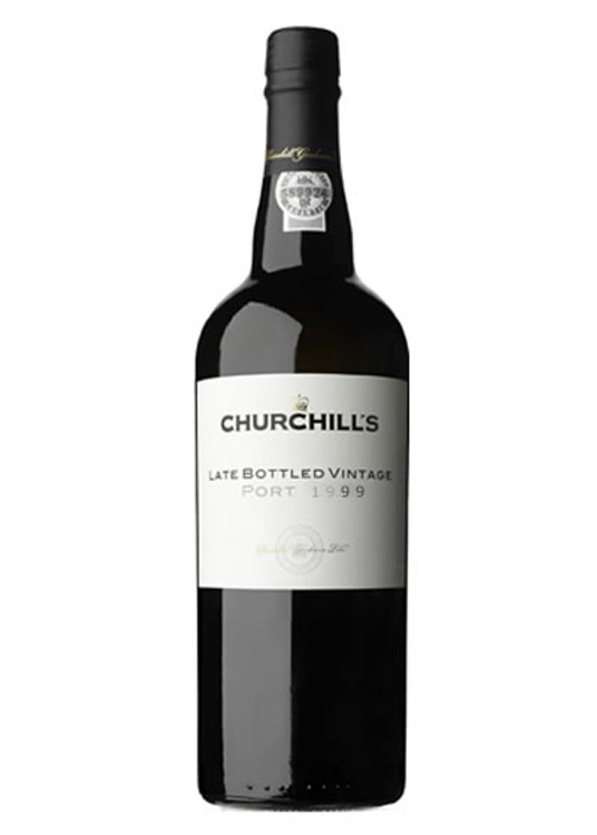 Churchill's Quinta de Gricha Vintage Port - 1999